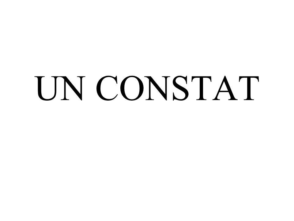UN CONSTAT
