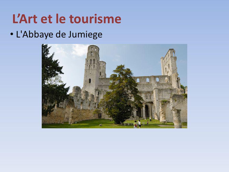 LArt et le tourisme L'Abbaye de Jumiege
