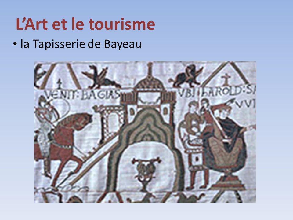 LArt et le tourisme l Abbaye aux Hommes et l Abbaye aux Dames