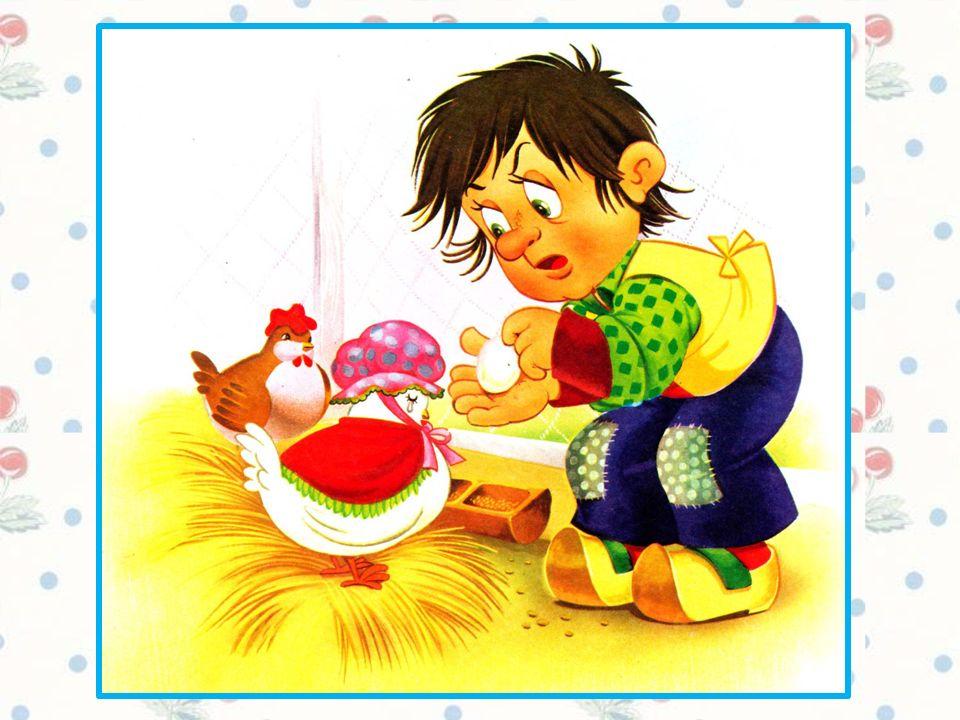 Eusèbe a bien réfléchi, bien retourné le problème. Puisque ses poules mangent toujours autant, pourquoi lui font-elles des œufs de plus en plus petits