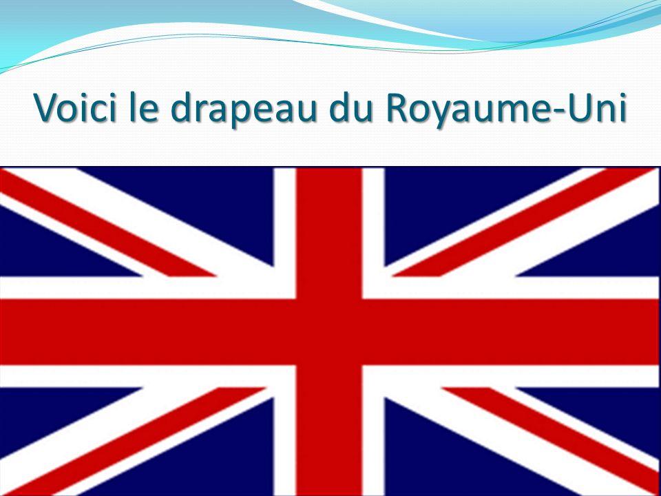 Voici le drapeau du Royaume-Uni 16