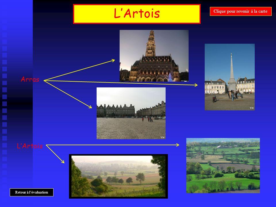 LArtois Arras LArtois Clique pour revenir à la carte Retour à lévaluation
