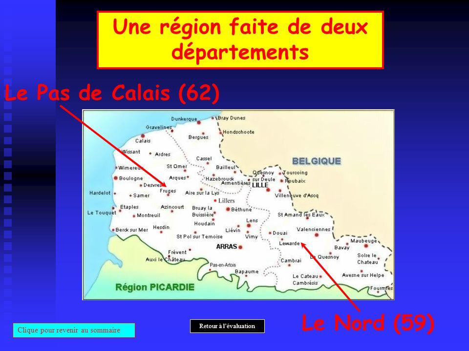 Le Pas de Calais Le Pas de Calais a pour préfecture Arras.
