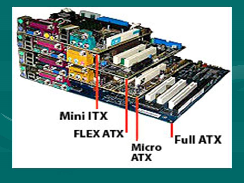 Le bus PCI (Peripheral Component Interconnect) 1995 – PCI 32 bit de 33 à 66 Mhz - 132 à 264 Mo/s développé par INTEL