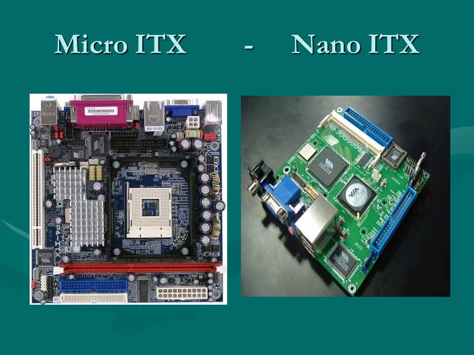 Le bus AGP (Accelerated Graphic Port) 1997 – 66,66 MHz - 32 bits Développé par INTEL Directement relié au bus processeur (FSB, Front Side Bus) Connecteur AGP 1,5 volts : Connecteur AGP 3,3 volts : Connecteur AGP universel : AGPTensionDébitsMode AGP 1.03.3 V266.67 Mo/s1x, 2x AGP 2.01.5 V533.33 Mo/s1x, 2x, 4x AGP 2.0 universal 1.5 V, 3.3 V 1,06 Go/s 1x, 2x, 4x AGP 3.01.5 V2,11 Go/s4x, 8x