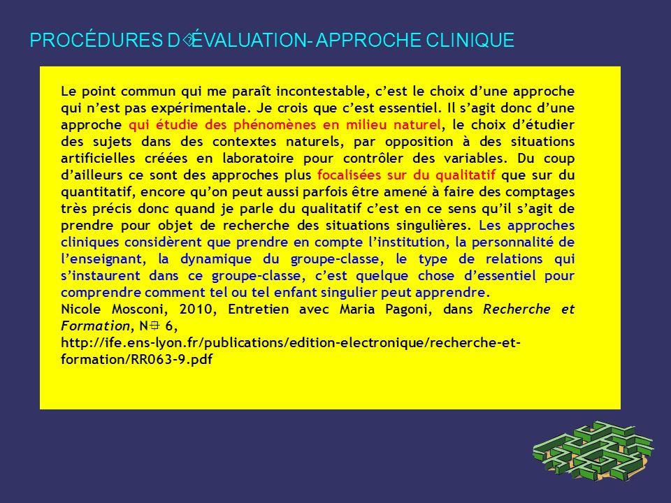 5 La rétroaction des certifications sur les procédures dévaluation : préparer des tests : test de français international (TFI)