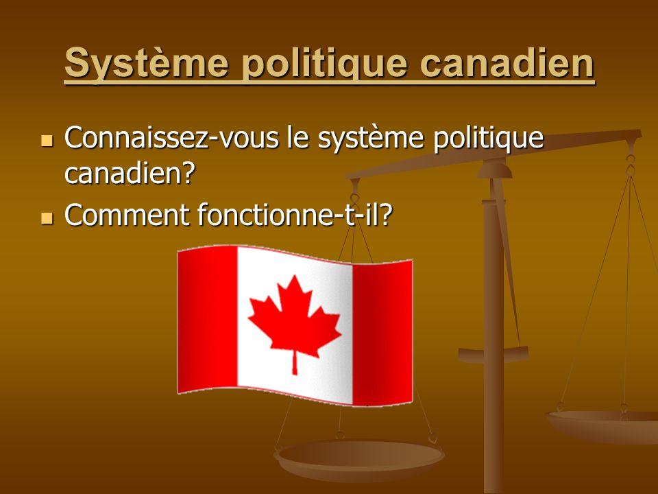 Démocratie Le gouvernement est dirigé par des personnes élues.