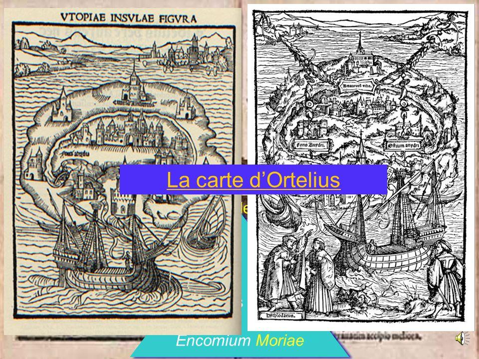 Thomas More Utopia D. Utopia INTRODUCTION GÉNÉRALE Paul-Augustin Deproost Thomas More UtopiaThomas More Utopia 1. Naissance de lœuvre: More et Érasme