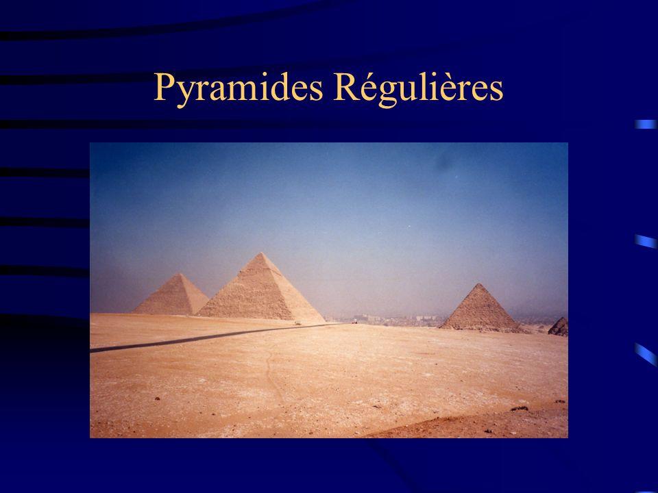 Pyramides Régulières