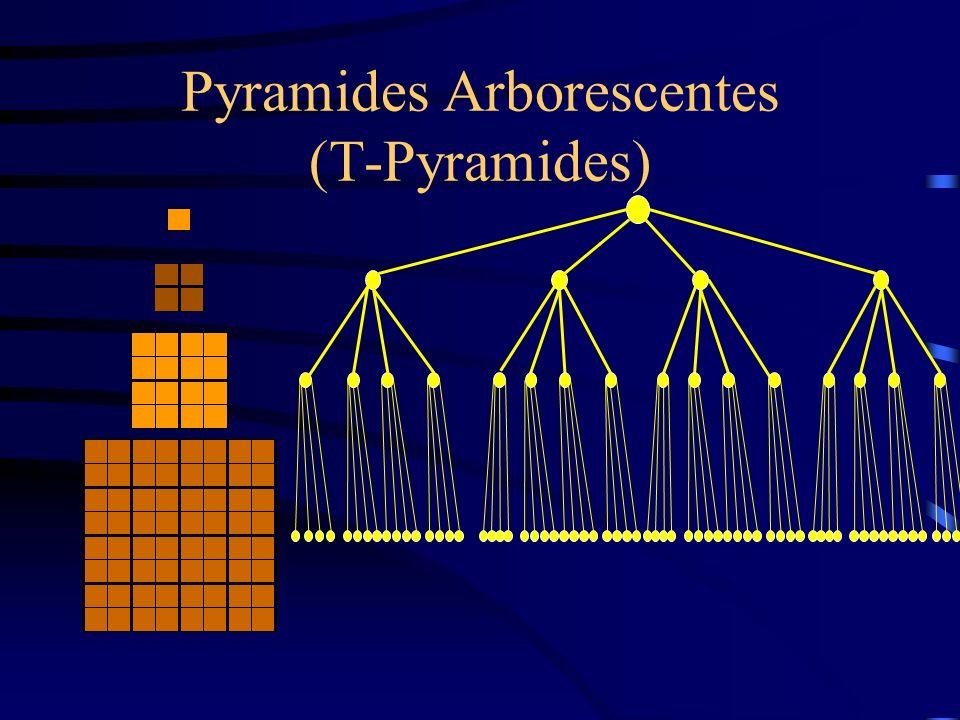 Pyramides Arborescentes (T-Pyramides)