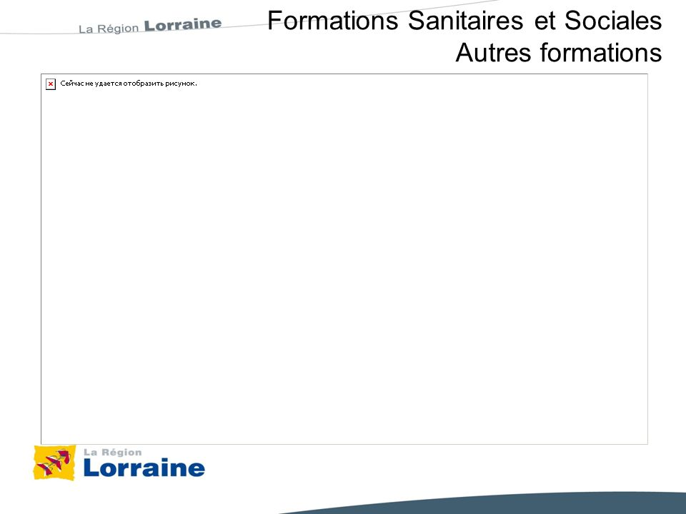Formations Sanitaires et Sociales Autres formations