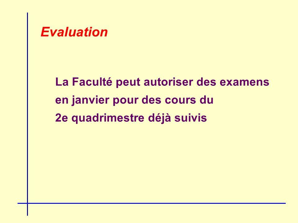 Bis Le jury pourrait admettre la réussite dune épreuve modifiée même dans ce cas de non présentation dexamens de cours anticipés (information des étudiants ?)