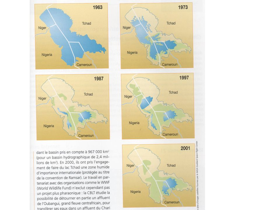 3) Les enjeux humains de la dégradation hydrique