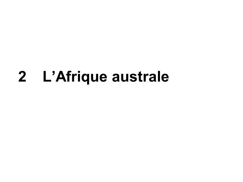 2 LAfrique australe