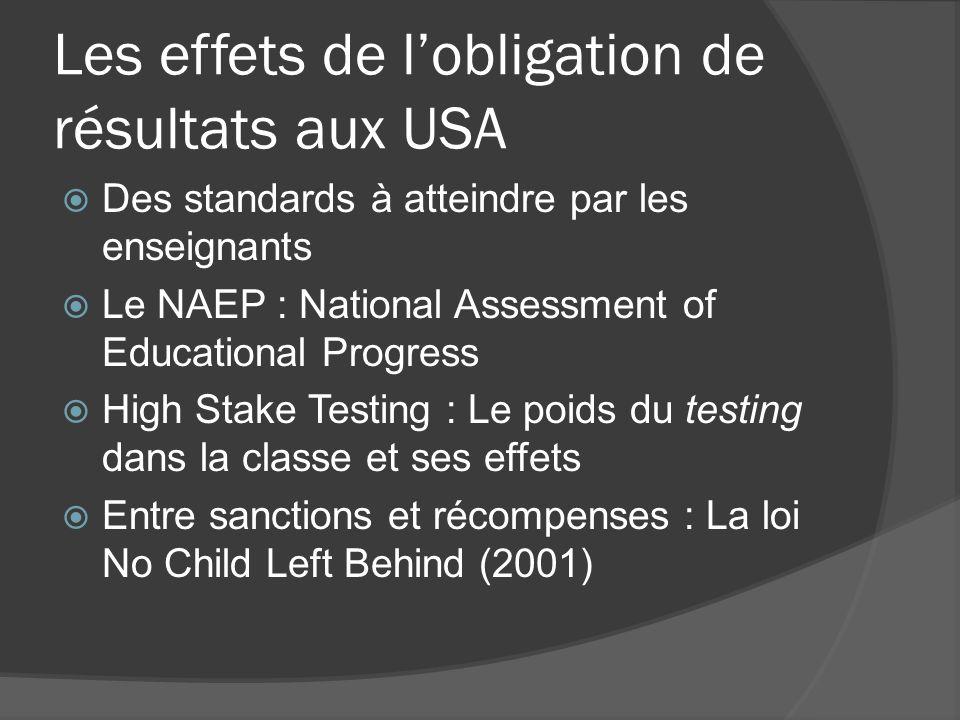 Conclusion : et la France .
