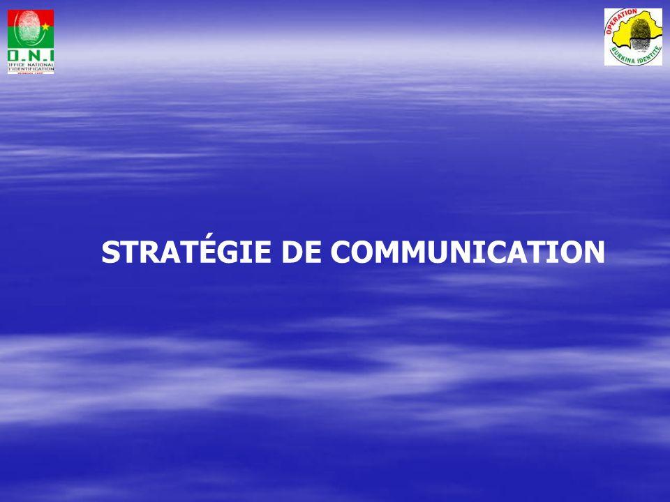 LAPPLICATION Mise en place dune base de données sécurisées sur lidentité Nationale Contribution à la sécurité Nationale et internationale ( lutte cont