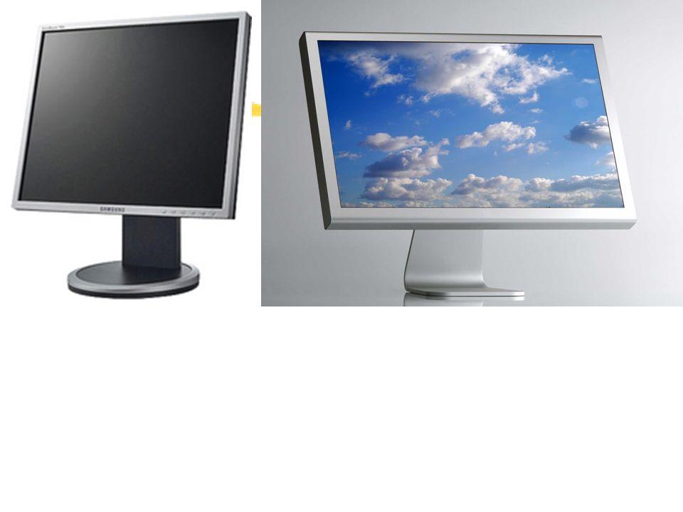 1 - Moniteur L écran permet dafficher le signal provenant de la carte vidéo.