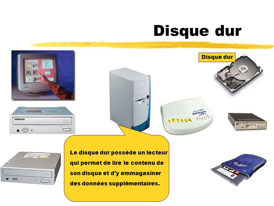 Lecteur cd-rom ou dvd-rom La capacité de stockage des supports CD-ROM650 Mo DVD-ROM (première génération)4.7 Go DVD-ROM (deuxième génération)17 Go La vitesse de rotation La vitesse de rotation des lecteurs de CD ou de DVD-ROM est exprimée en X (un lecteur de CD-ROM 32X, par exemple).