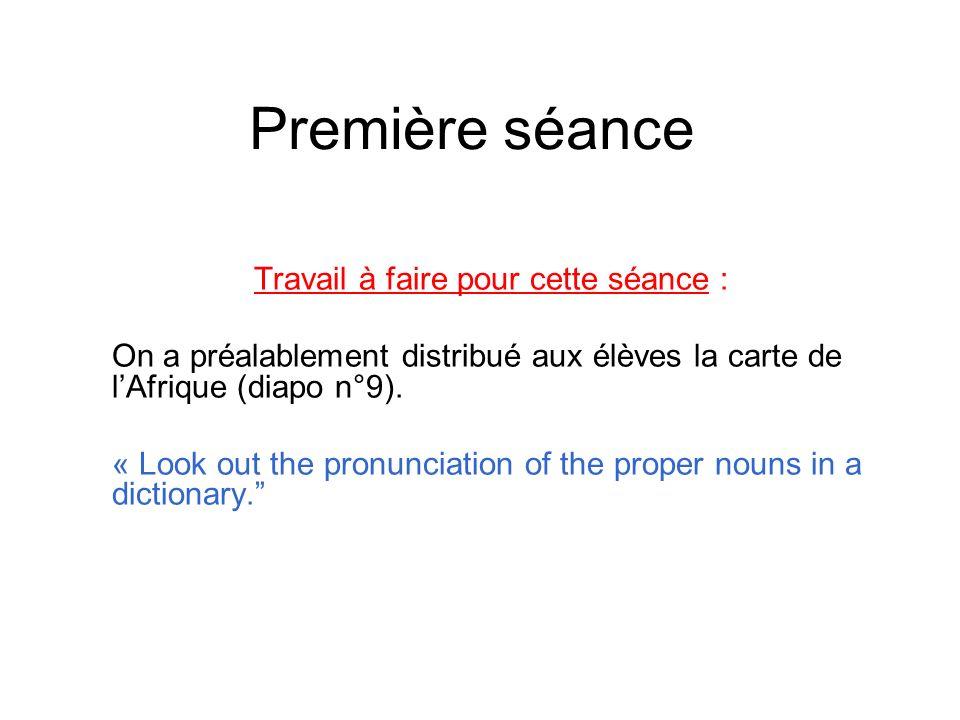1/ Introduction au thème du voyage : projeter vignette n° 5 (carte du monde) Pair work: « Where would you like to go if money was not a problem.