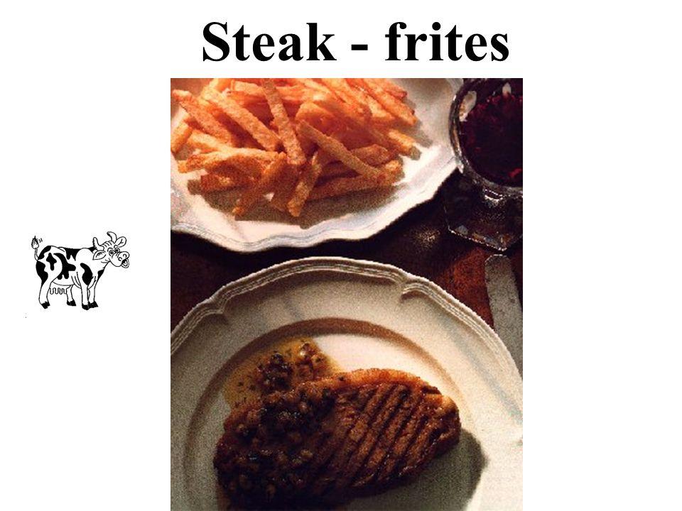 Steak - frites