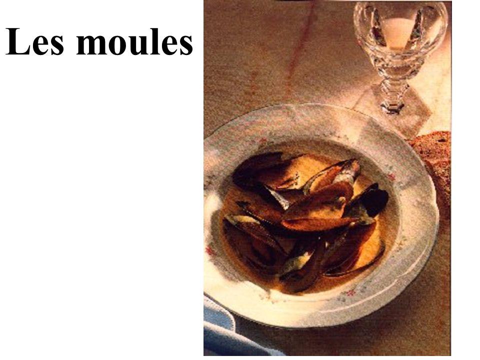 Les moules