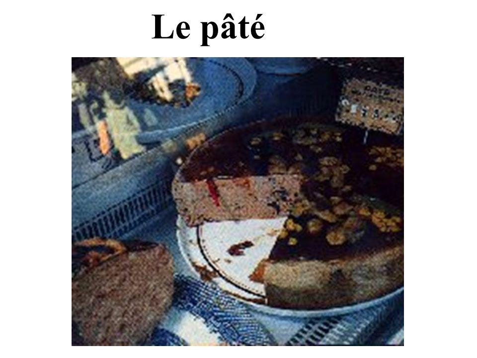 Le pâté