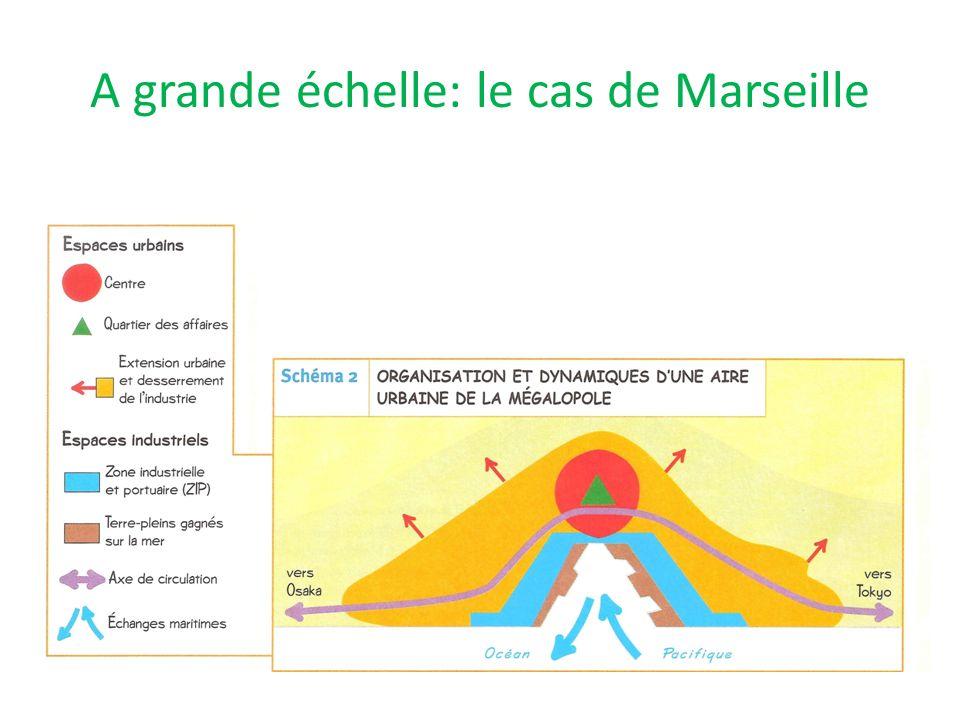 A grande échelle: le cas de Marseille