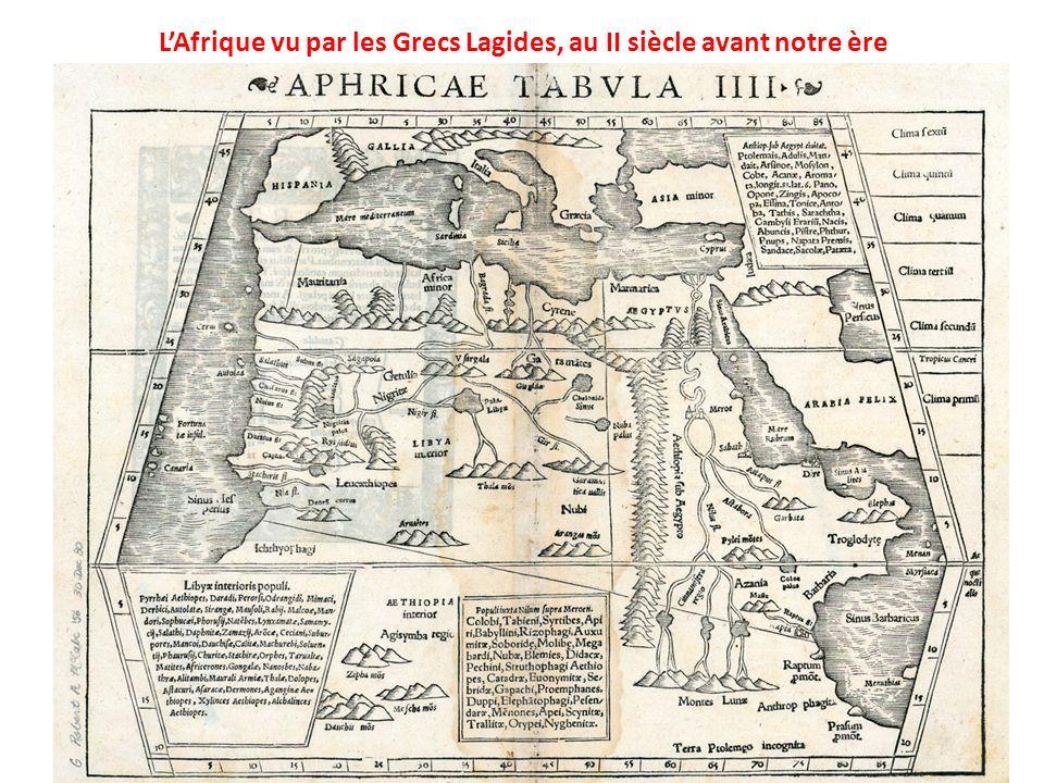 LAfrique vu par les Grecs Lagides, au II siècle avant notre ère