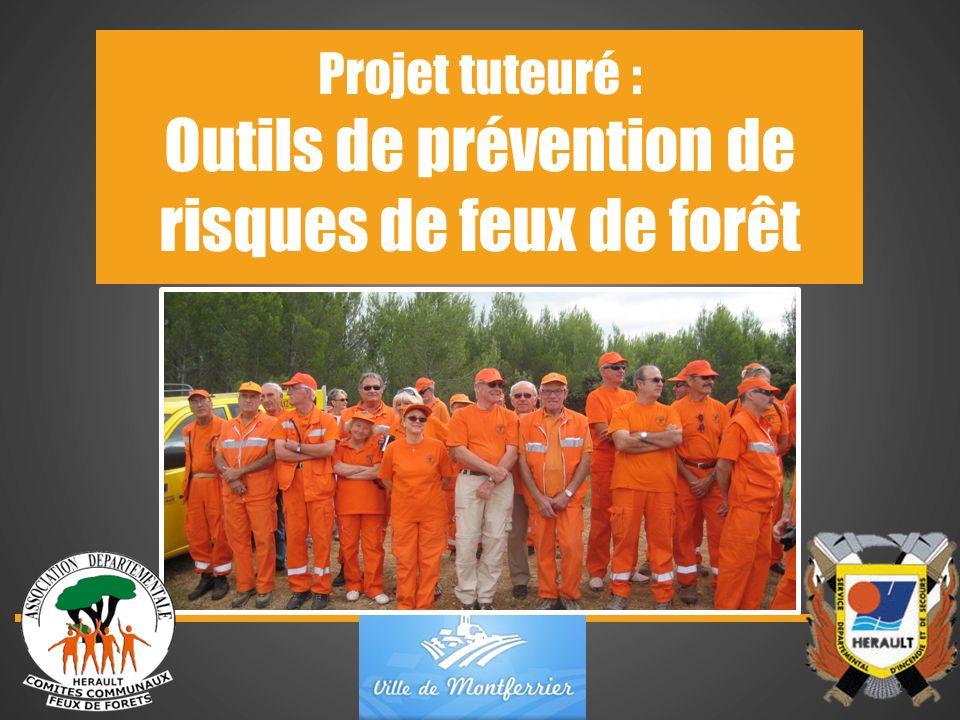 2 Projet tuteuré : Outils de prévention de risques de feux de forêt 2