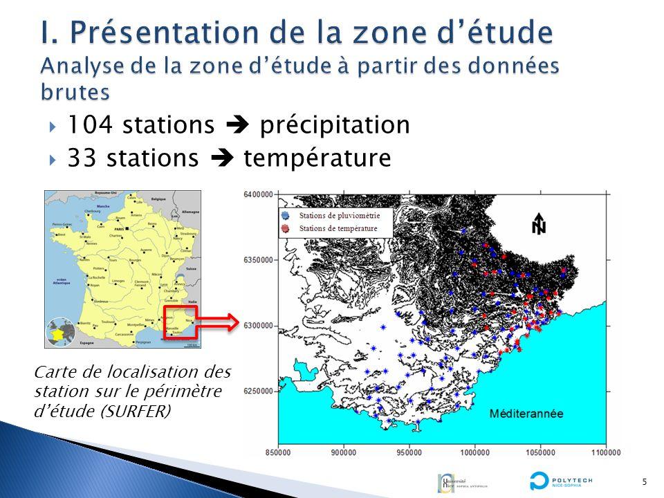 région Provence Alpes Côte dAzur 833 km de côtes régions montagneuses 6 Carte des reliefs de la région PACA (SURFER) Mètre