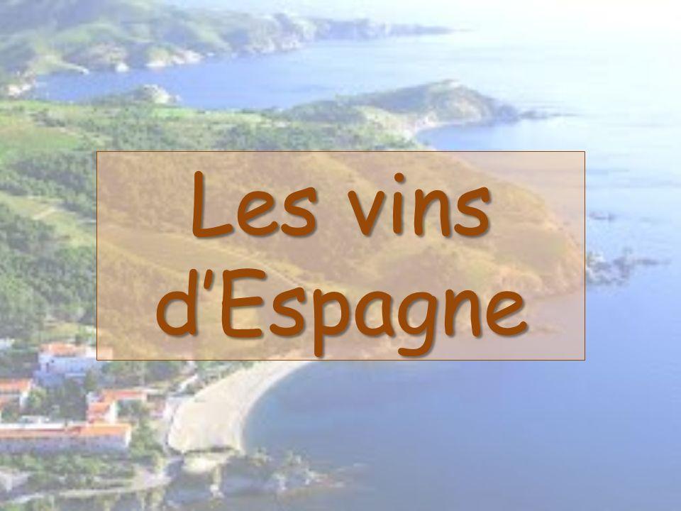 Les vins dEspagne