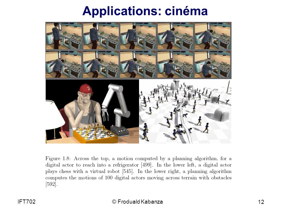 Applications: cinéma © Froduald KabanzaIFT702 12