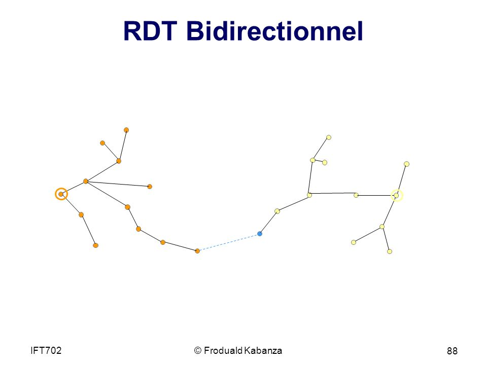 RDT Bidirectionnel © Froduald KabanzaIFT702 88