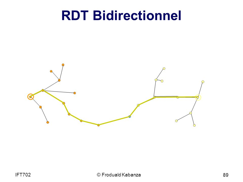 RDT Bidirectionnel © Froduald KabanzaIFT702 89