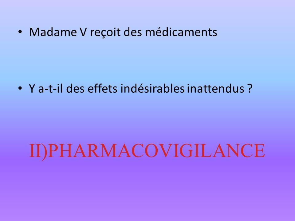 VIGILANCE, VIGILANCE … LIDE est responsable du contrôle de la prescription, de la préparation, de la distribution, de ladministration du médicament au patient et de la surveillance des traitements.