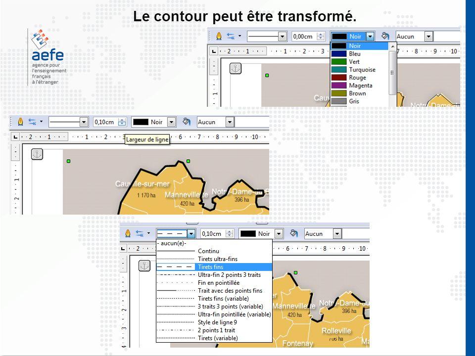 Ouvrir deux fenêtres : une présentation OpenOffice avec le document à copier, une présentation OpenOffice vierge.