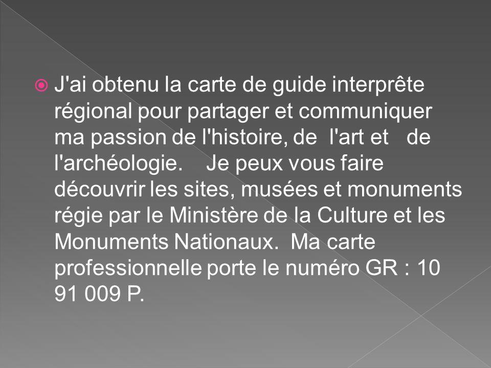 Née à Tonnerre en Bourgogne, terre de culture historique (Hôtel-Dieu, Hôtel D'Uzes, Fosses- Dionne, Église Saint-Pierre..) et viticoles que j'affectio
