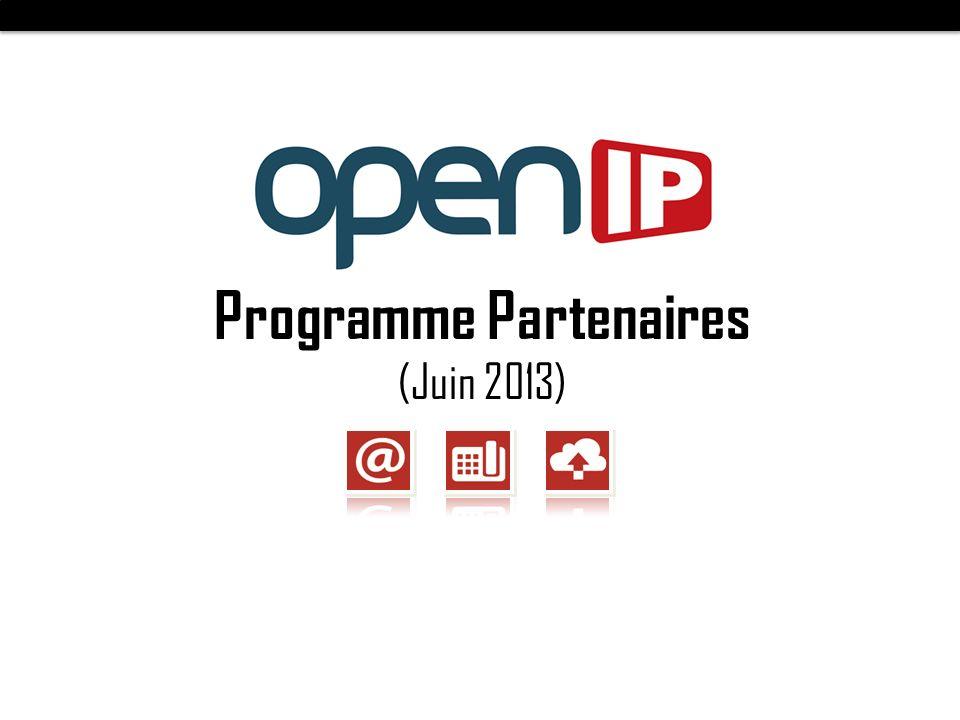 Programme Partenaires (Juin 2013)