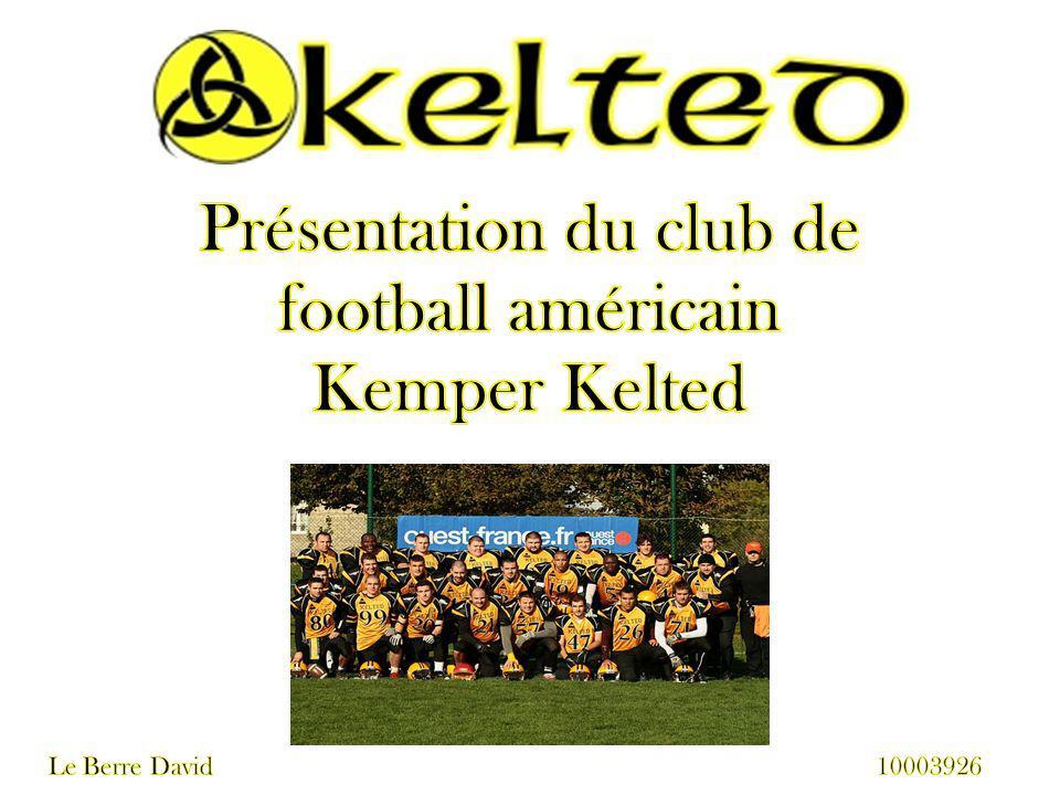 Club créé en 1997 à St Evarzec Actuellement domicilié à Quimper depuis 2006.