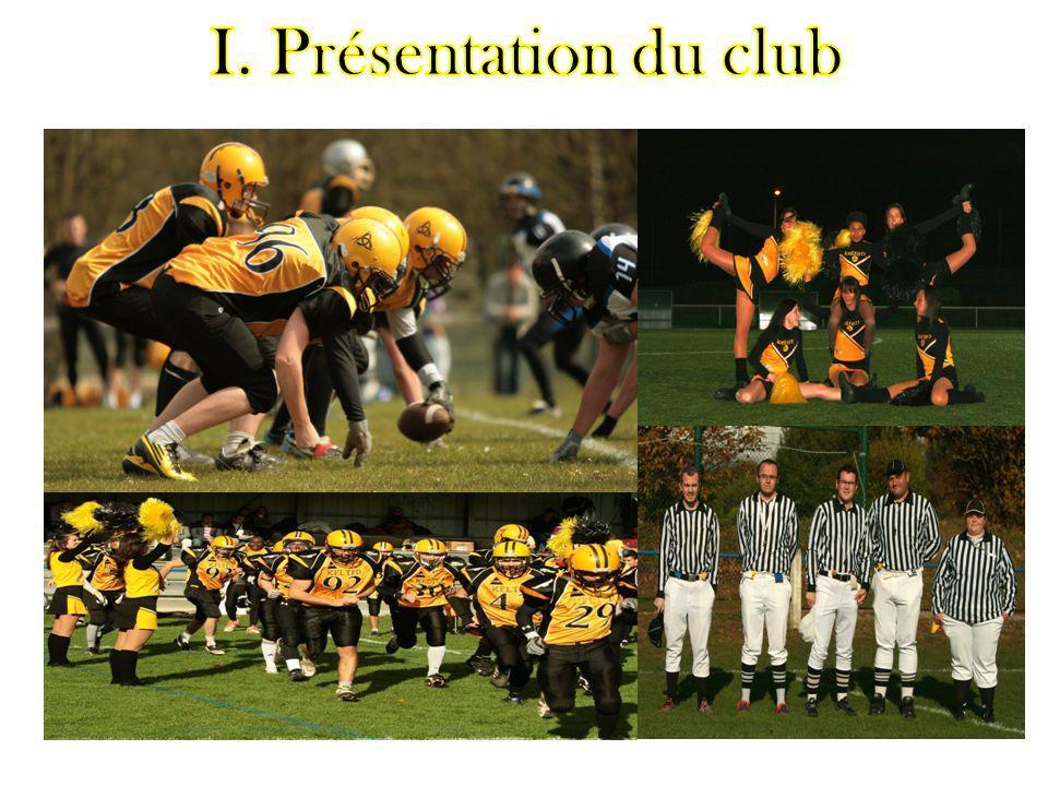 Notre offre: la pratique dun sport différent des sports classiques.