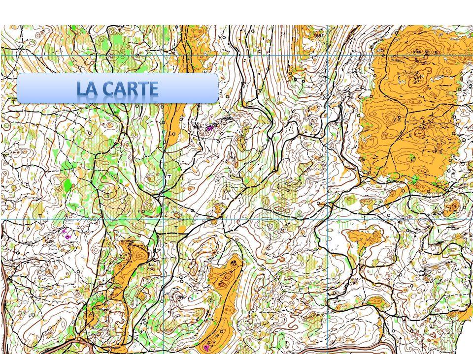 Championnat de France Moyenne Distance De nombreux chemins sont sur la carte ne pas hésiter à les utiliser.