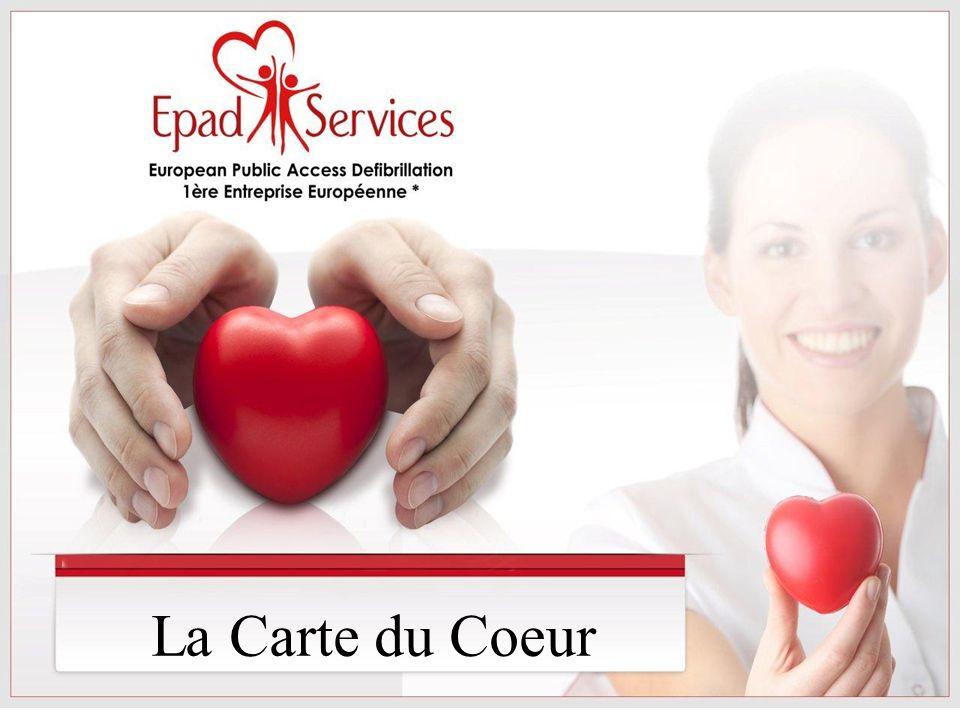 La Carte du Coeur