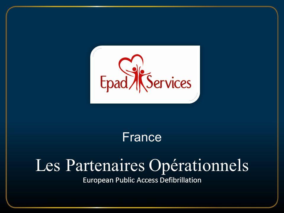 France Les Partenaires Opérationnels European Public Access Defibrillation