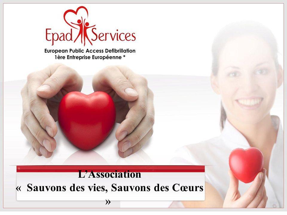 LAssociation « Sauvons des vies, Sauvons des Cœurs »