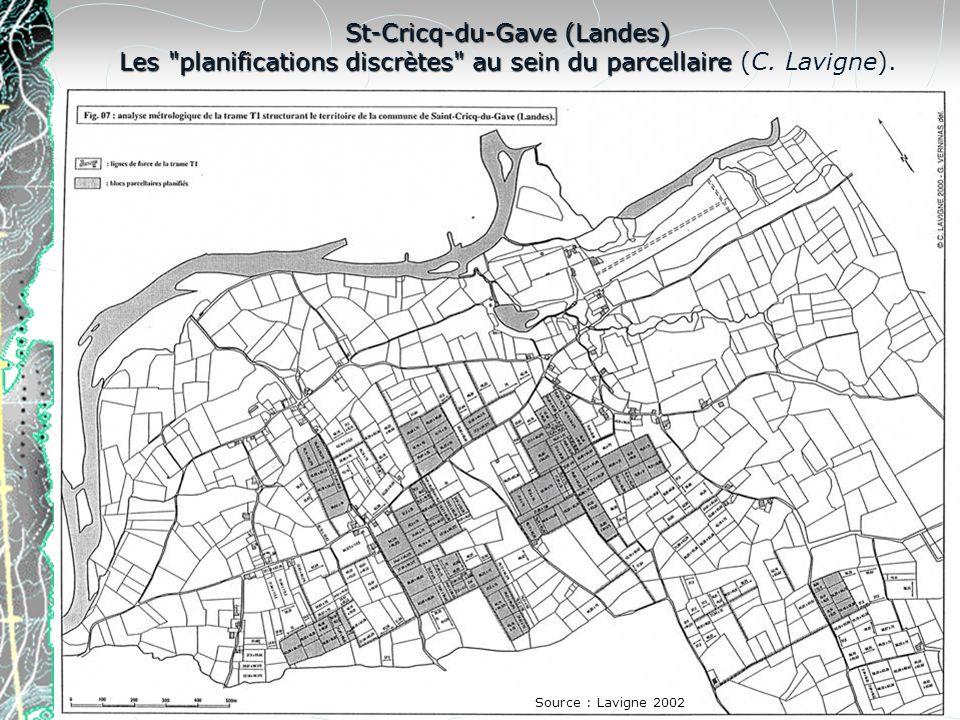 St-Cricq-du-Gave (Landes) Les