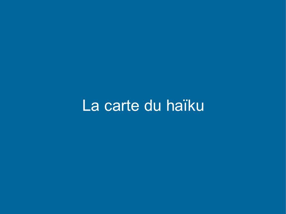 Les tendances le haïku classique, avec les mots de saisons (kigo), le respect du 5,7,5 syllabes, la spiritualité (taoïsme, shintoïsme, zen), la nature.