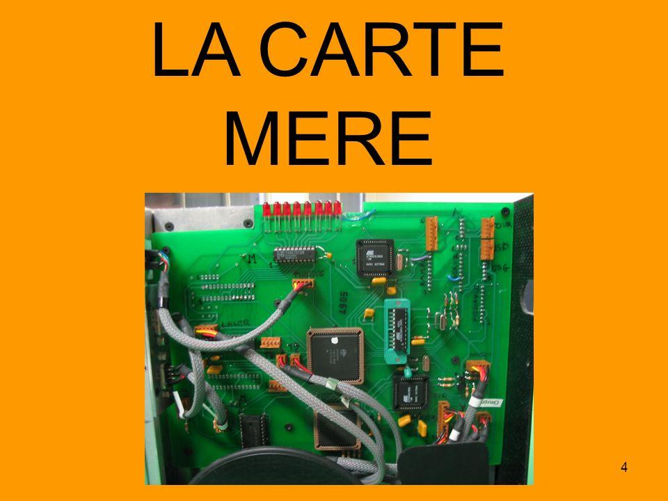 4 LA CARTE MERE