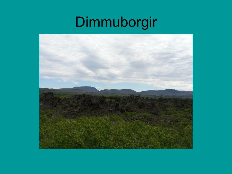 Dimmuborgir