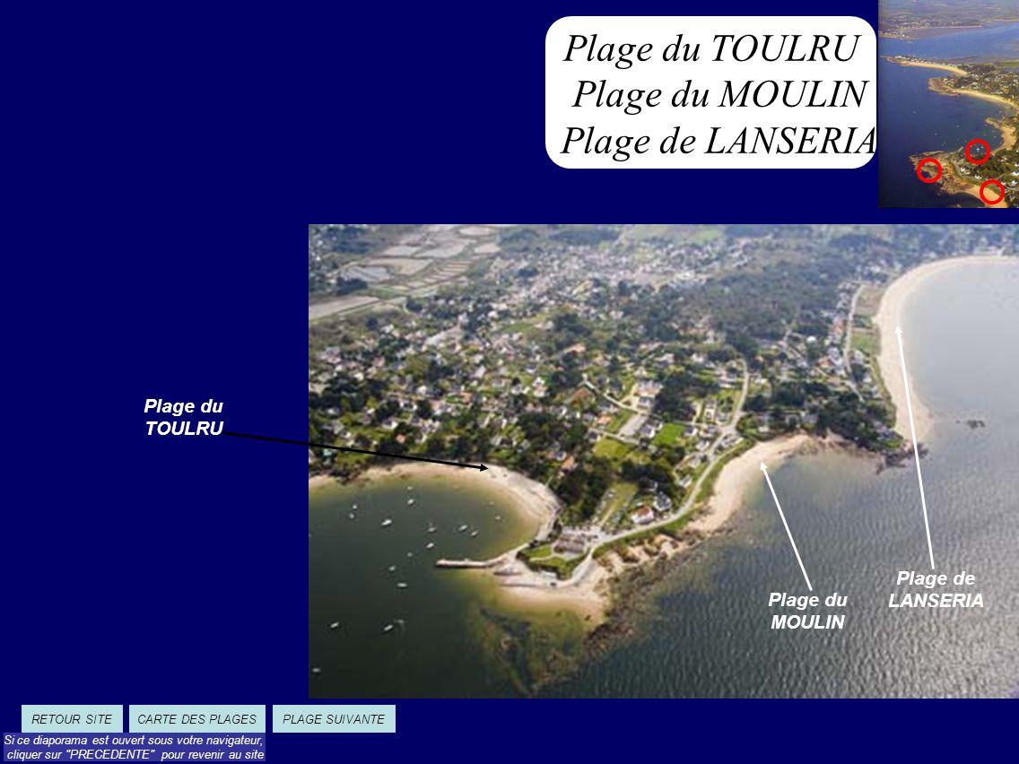 Plage et Port du TOULRU PLAGE SUIVANTECARTE DES PLAGESRETOUR SITE Si ce diaporama est ouvert sous votre navigateur, cliquer sur PRECEDENTE pour revenir au site