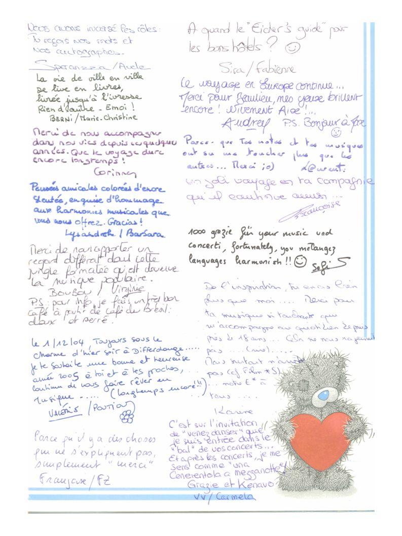 Le 21 Octobre, La carte retourne à la Poste La carte arrive ensuite chez Sofi